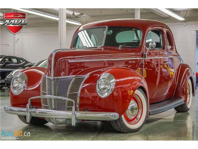 1940 Ford Deluxe Coupe At 59900 For Sale In Oakville