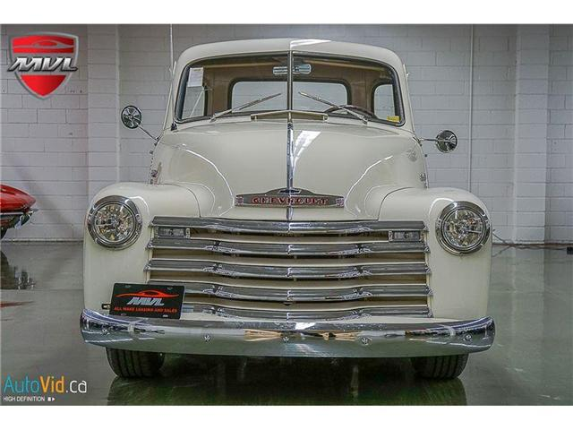 1951 Chevrolet Deluxe Cab Pick-up (Stk: ) in Oakville - Image 10 of 41