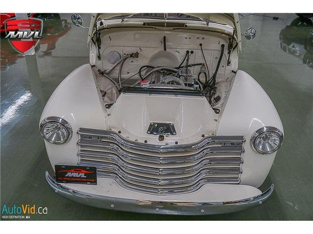 1951 Chevrolet Deluxe Cab Pick-up (Stk: ) in Oakville - Image 40 of 41