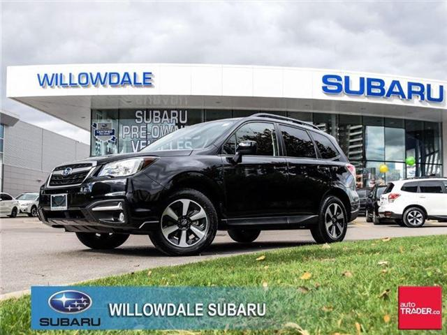 2018 Subaru Forester 2.5i Limited (Stk: 17D19) in Toronto - Image 1 of 24