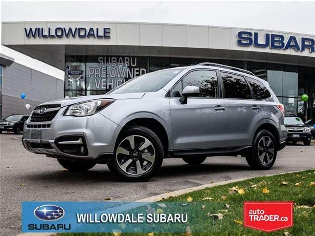 2018 Subaru Forester 2.5i Limited (Stk: 17D23) in Toronto - Image 1 of 24