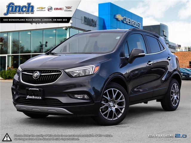 2018 Buick Encore Sport Touring (Stk: 140101) in London - Image 1 of 28