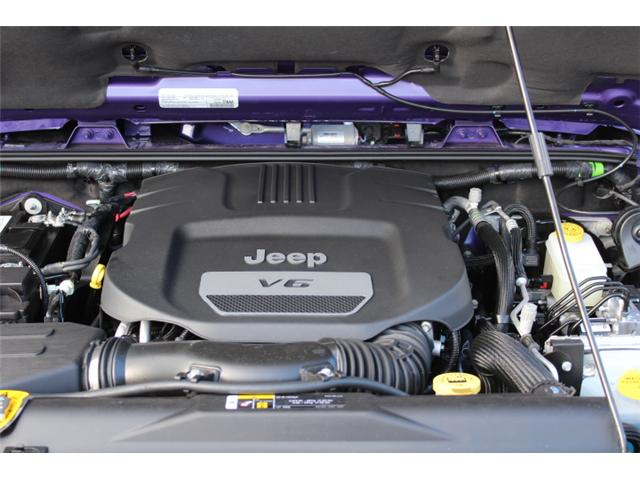 2018 Jeep Wrangler JK Unlimited Sahara (Stk: L863699) in Courtenay - Image 10 of 30