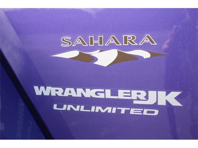 2018 Jeep Wrangler JK Unlimited Sahara (Stk: L863699) in Courtenay - Image 29 of 30