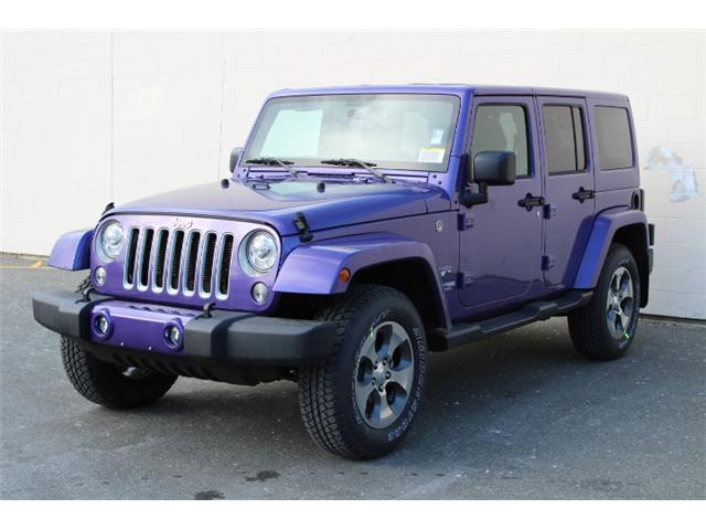 2018 Jeep Wrangler JK Unlimited Sahara (Stk: L863699) in Courtenay - Image 3 of 30