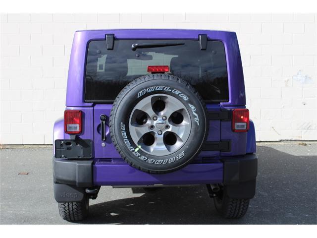 2018 Jeep Wrangler JK Unlimited Sahara (Stk: L863699) in Courtenay - Image 6 of 30