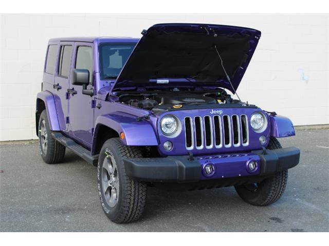 2018 Jeep Wrangler JK Unlimited Sahara (Stk: L863699) in Courtenay - Image 9 of 30