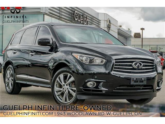 2015 Infiniti QX60 Base (Stk: I6326A) in Guelph - Image 1 of 22