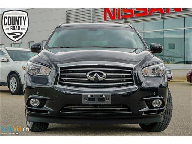 2015 Infiniti QX60 Base (Stk: I6326A) in Guelph - Image 2 of 22