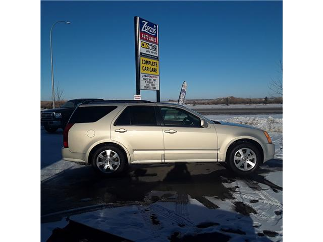 2008 Cadillac SRX V6 (Stk: D303-1) in Brandon - Image 1 of 9