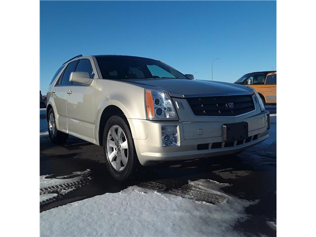 2008 Cadillac SRX V6 (Stk: D303-1) in Brandon - Image 2 of 9