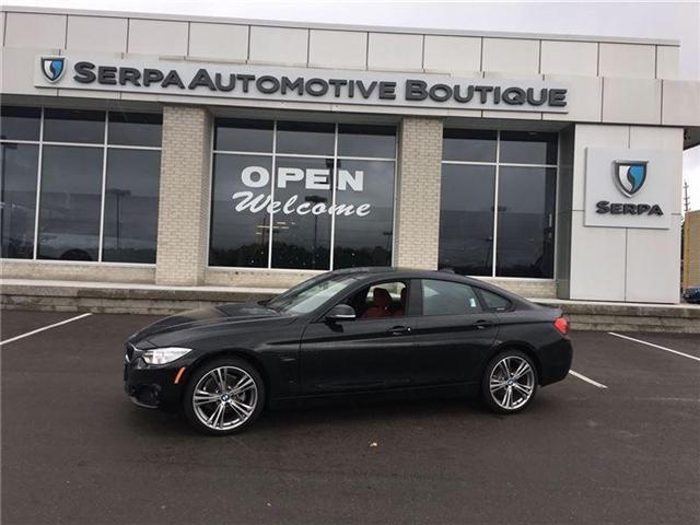 2017 BMW 430 Gran Coupe i xDrive (Stk: P1018) in Aurora - Image 1 of 16