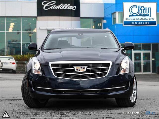 2018 Cadillac ATS 2.0L Turbo Base (Stk: 2836149) in Toronto - Image 2 of 27