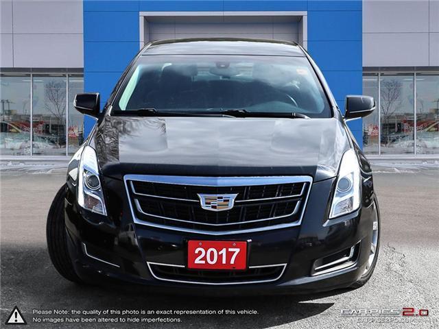 2017 Cadillac XTS Base (Stk: 2191P) in Mississauga - Image 2 of 27