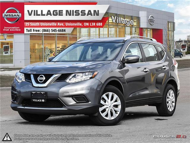 2015 Nissan Rogue S (Stk: 80164A) in Unionville - Image 1 of 27