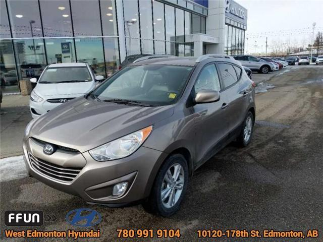 2011 Hyundai Tucson GLS (Stk: E2968A) in Edmonton - Image 2 of 20
