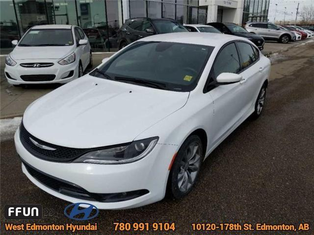 2015 Chrysler 200 S (Stk: E3016) in Edmonton - Image 2 of 21