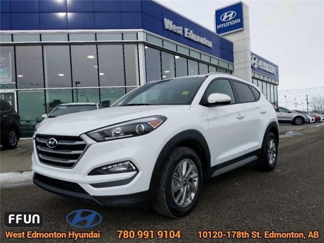 2017 Hyundai Tucson Premium (Stk: E3019) in Edmonton - Image 1 of 22