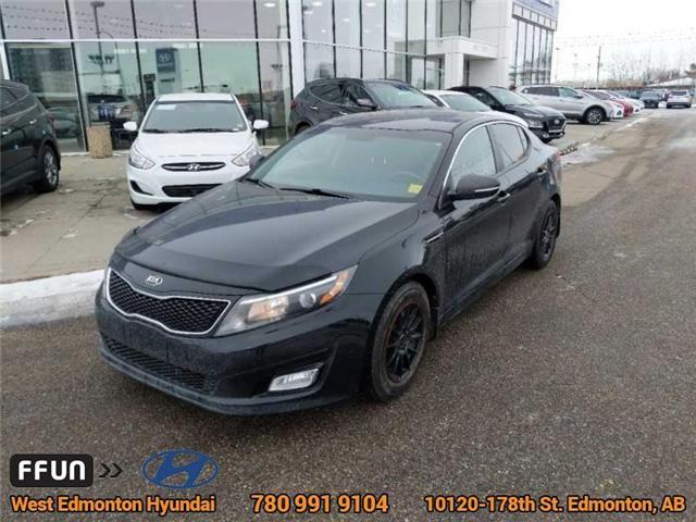 2014 Kia Optima LX (Stk: 81935A) in Edmonton - Image 2 of 21