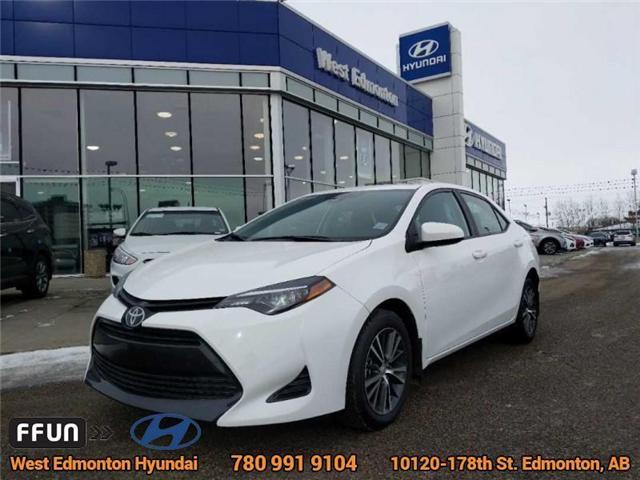 2017 Toyota Corolla LE (Stk: E3025) in Edmonton - Image 1 of 20