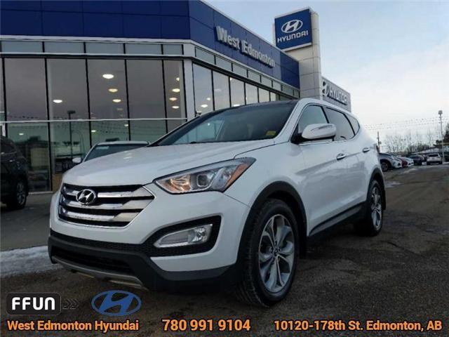 2013 Hyundai Santa Fe Sport  (Stk: 86464A) in Edmonton - Image 1 of 24