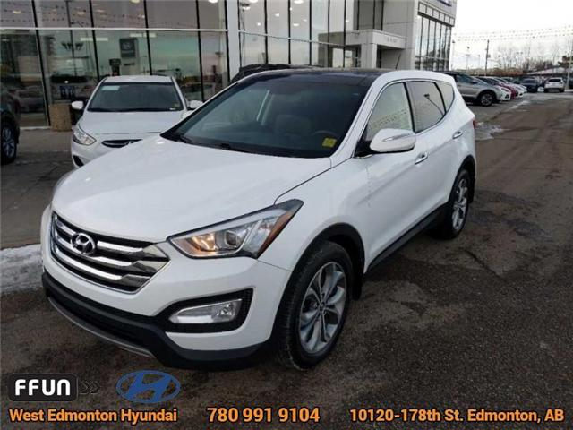 2013 Hyundai Santa Fe Sport  (Stk: 86464A) in Edmonton - Image 2 of 24
