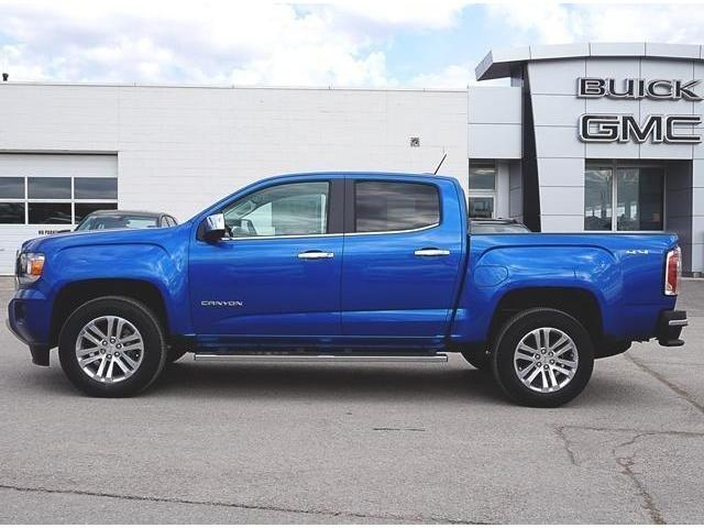 2018 GMC Canyon SLT (Stk: 18174) in Peterborough - Image 2 of 2