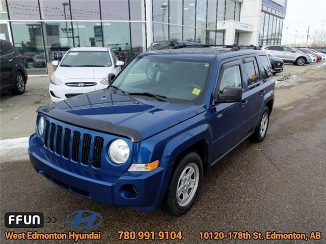2009 Jeep Patriot Sport/North (Stk: 84833A) in Edmonton - Image 2 of 20