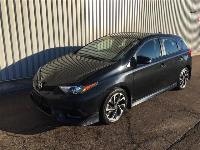 2016 Scion iM Base (Stk: X4345A) in Charlottetown - Image 1 of 16