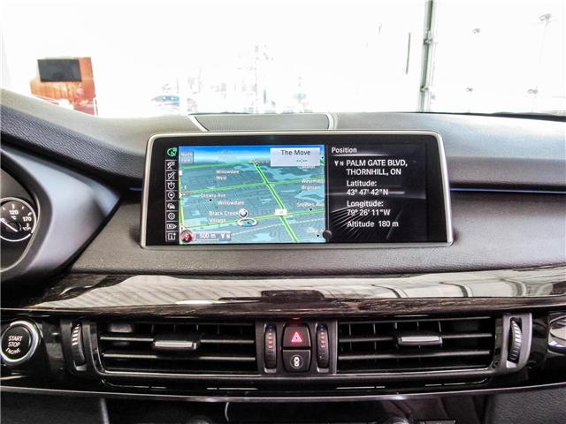 2014 BMW X5 35i (Stk: P8125) in Thornhill - Image 23 of 28