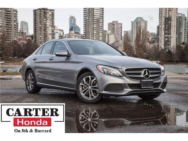2015 Mercedes-Benz C-Class Base (Stk: B29540) in Vancouver - Image 1 of 30