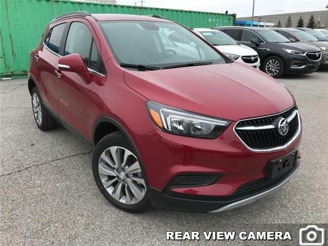 2018 Buick Encore Preferred (Stk: B587871) in Newmarket - Image 1 of 21