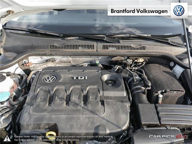 2015 Volkswagen Jetta 2.0 TDI Highline (Stk: VC37703) in Brantford - Image 7 of 26