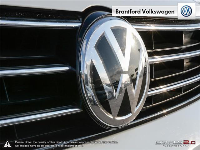 2015 Volkswagen Jetta 2.0 TDI Highline (Stk: VC37703) in Brantford - Image 8 of 26