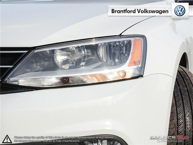 2015 Volkswagen Jetta 2.0 TDI Highline (Stk: VC37703) in Brantford - Image 9 of 26