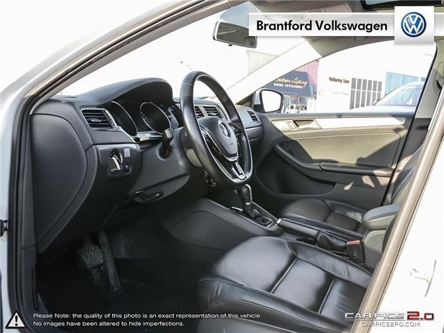 2015 Volkswagen Jetta 2.0 TDI Highline (Stk: VC37703) in Brantford - Image 12 of 26