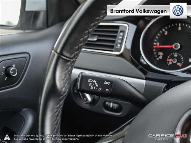 2015 Volkswagen Jetta 2.0 TDI Highline (Stk: VC37703) in Brantford - Image 15 of 26