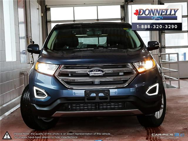 2018 Ford Edge SEL (Stk: DR502) in Ottawa - Image 2 of 27