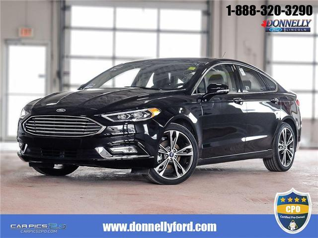 2017 Ford Fusion  (Stk: DUR5611) in Ottawa - Image 1 of 27