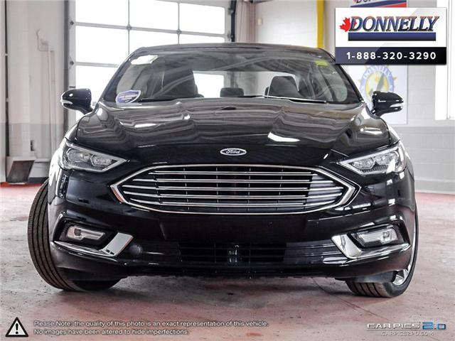2017 Ford Fusion  (Stk: DUR5611) in Ottawa - Image 2 of 27