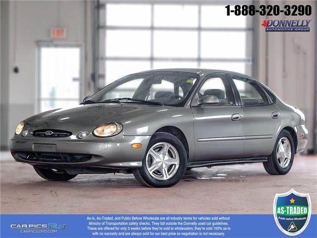1999 Ford Taurus SE (Stk: PBWDUR5569A) in Ottawa - Image 1 of 27