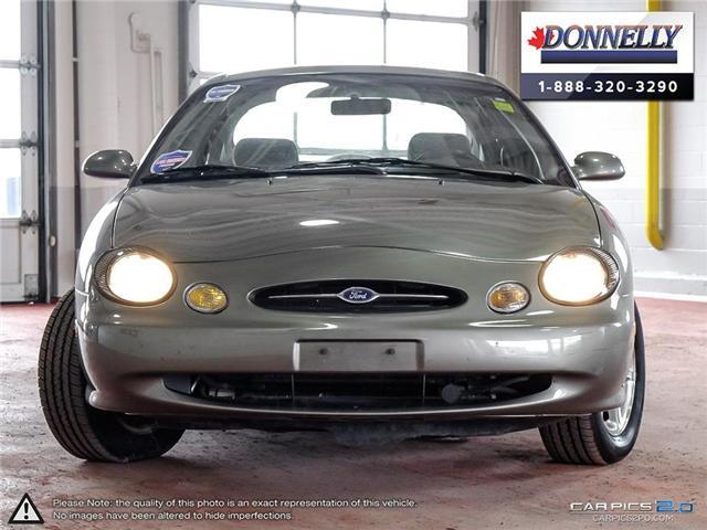 1999 Ford Taurus SE (Stk: PBWDUR5569A) in Ottawa - Image 2 of 27
