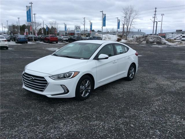 2018 Hyundai Elantra GL (Stk: R85398) in Ottawa - Image 1 of 15