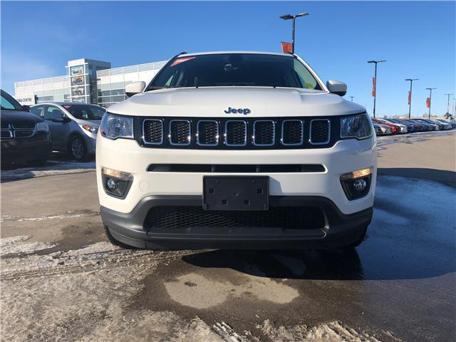 2018 Jeep Compass North (Stk: H2174) in Saskatoon - Image 2 of 15