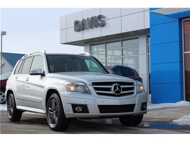 2011 Mercedes-Benz GLK-Class Base (Stk: 191170) in Claresholm - Image 1 of 18