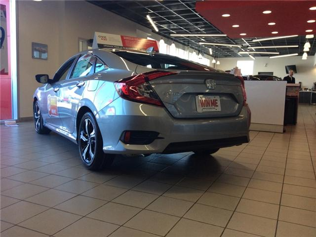 2018 Honda Civic Touring (Stk: H5703) in Sault Ste. Marie - Image 2 of 4