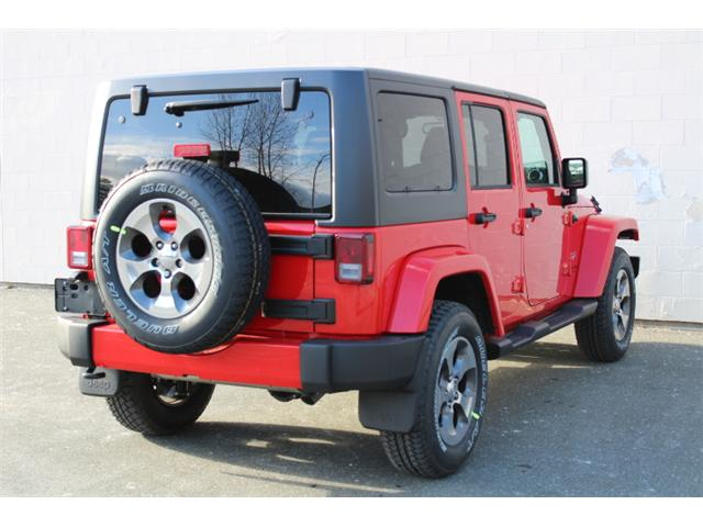 2018 Jeep Wrangler JK Unlimited Sahara (Stk: L870869) in Courtenay - Image 7 of 30