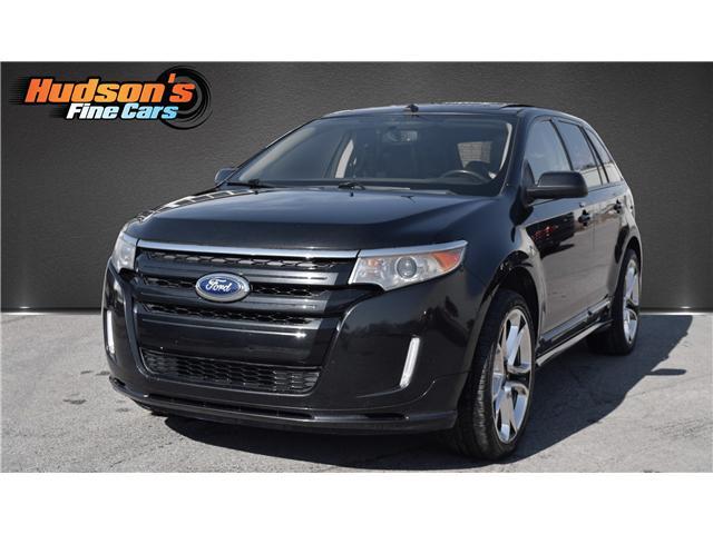 2011 Ford Edge Sport SPORT PKG, NAVIGATION,CAMERA, ACCIDENT FREE at ...