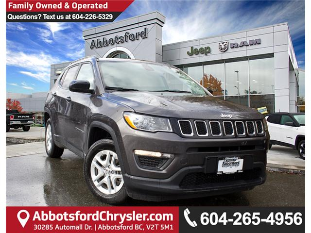 2018 Jeep Compass Sport (Stk: J107160) in Abbotsford - Image 1 of 25