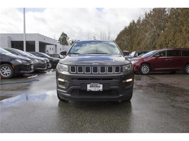 2018 Jeep Compass Sport (Stk: J107160) in Abbotsford - Image 2 of 25